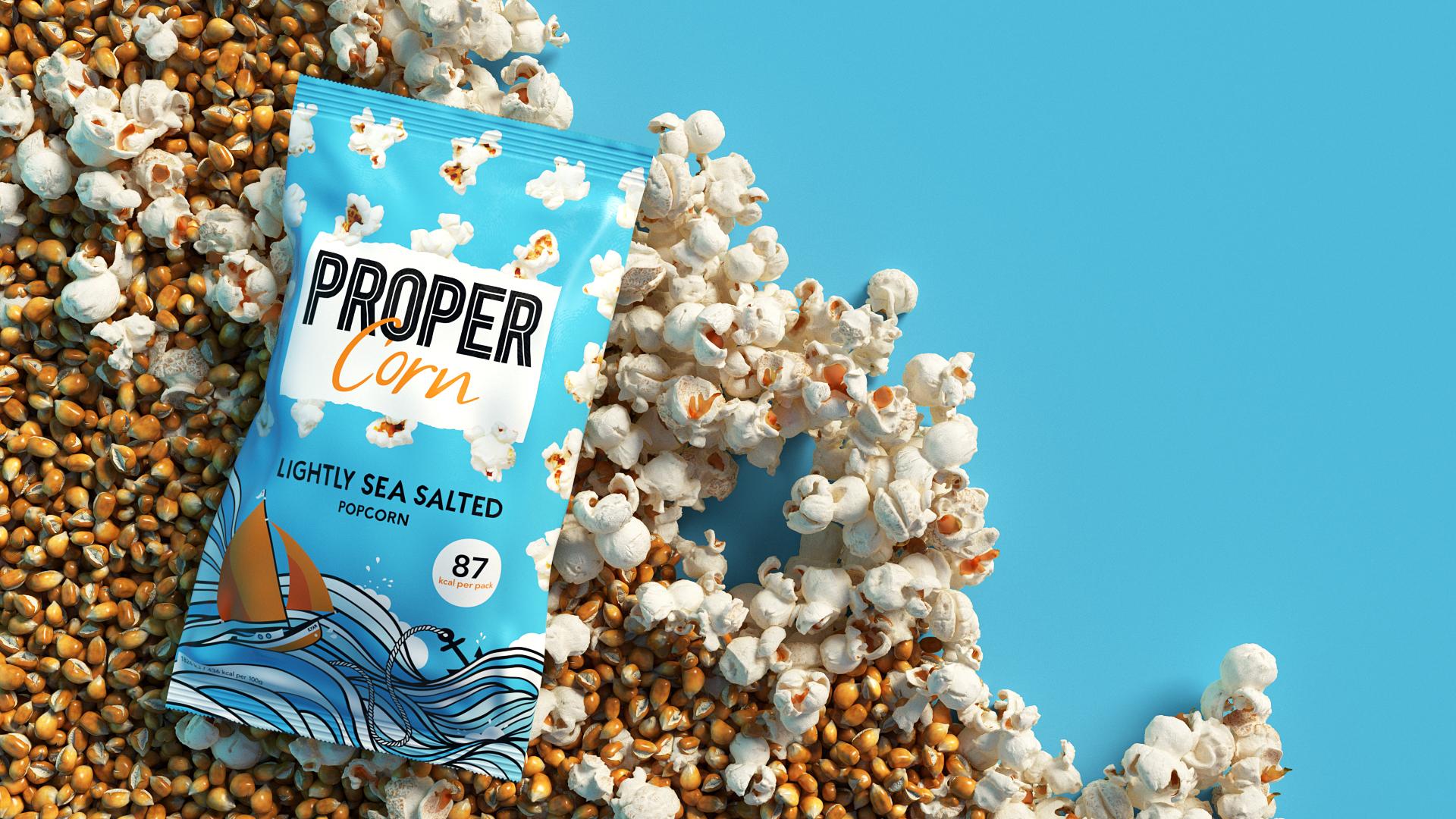 Propercorn Flavour Films
